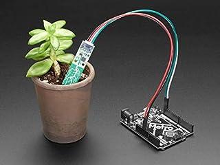 Adafruit {4026 Stemma Soil Sensor - I2C Capacitive Moisture Sensor