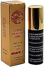 Super Dragon 6000 Delay Spray for Men with Extra Vitamin E Make Your Parterner Satisfied & Happy Tonight