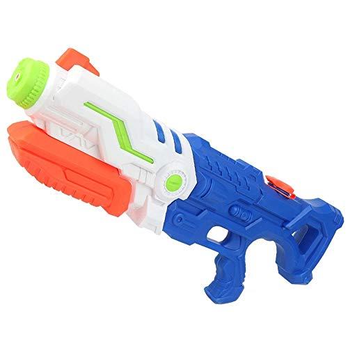 Pistola de juguete niño de alta presión de alta capacidad de los niños de agua que salpica el agua Festival de Rocío en el agua Verano de gran tamaño Tire el arma de agua Material ABS Forma Hermoso