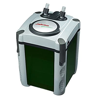Jebao One Touch External Fish Tank Canister Aquarium Filter System 15w 650 LPH from Jebao