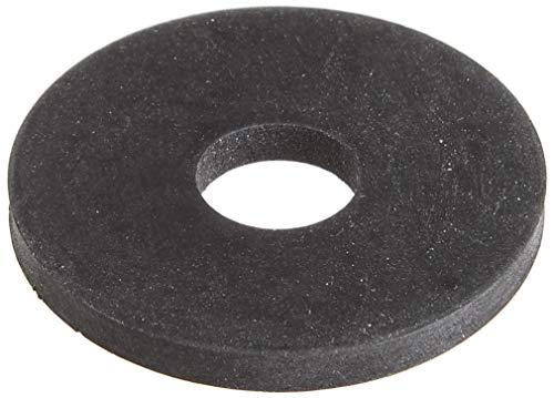 """Hard-to-Find Fastener 014973211851 211851 Rubber Washer, 3/8 x 1-1/4"""", Black, 8"""