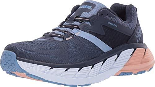 Hoka Women's GAVIOTA 2 Mood Indigo/Dusty Pink 7.5