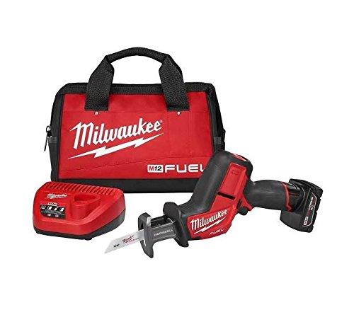 Milwaukee 2520-21xc M12 12v Lith-ion Fuel Hackzall Reciprocating Saw Kit
