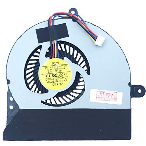 (VGA - Version 2) Lüfter Kühler Fan Cooler kompatibel für ASUS G751, G751J, ROG G751M, ROG G751JT, ROG G751JY, ROG G751JL