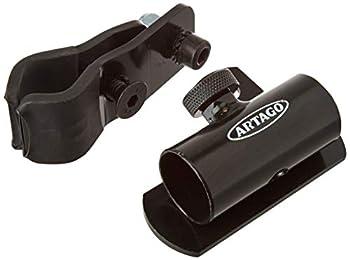 Artago k502Support Métallique pour Cadenas antivol U Fixe A Tubes ou vis, Vélo et Moto