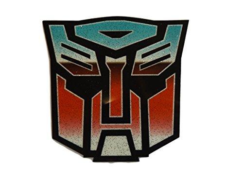 fat-catz-copy-catz - Toppa termoadesiva con logo Transformers AutoBots