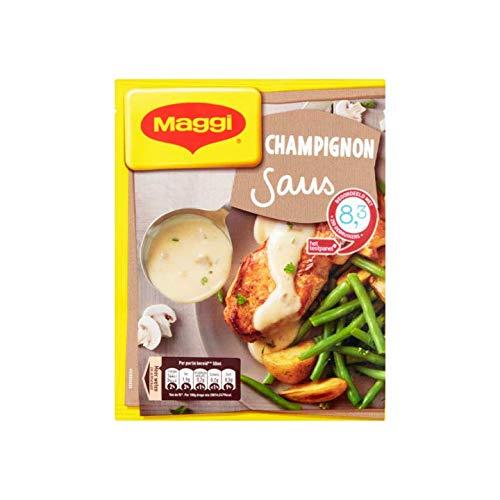 Maggi Pilzsoße Gewürzmischung | Maggi | Pilzsauce Mix | Gesamtgewicht 36 Gramm