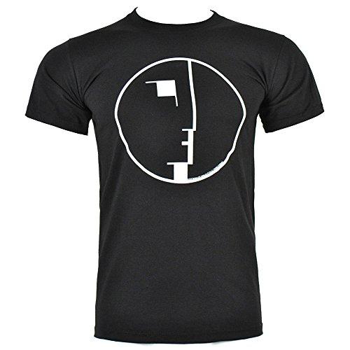 Bauhaus Logo T Shirt (Schwarz) - Medium