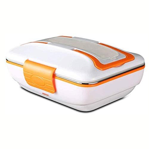 Pillowcase Steckbare elektrische Heizungsisolierung Brotdose Zweischichtige tragbare Heizung Brotdose Lebensmittelheizung Geeignet für Erwachsene und Autos