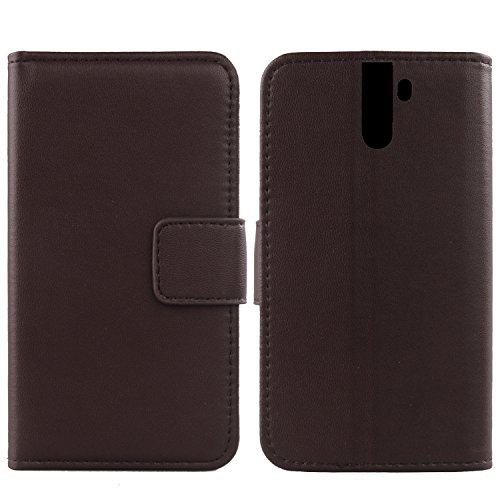 Gukas Design Echt Leder Tasche Für Doogee BL12000 Pro 6