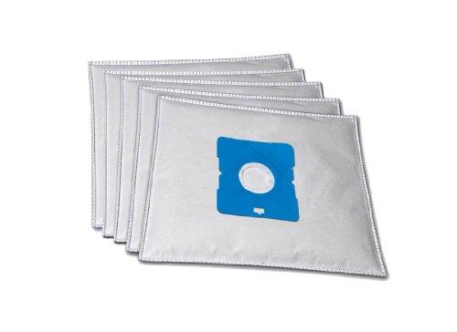 5 Premium Staubsaugerbeutel kompatibel für Cleanmaxx Duo Express JC611-200 inkl. 1 Motorschutzfilter
