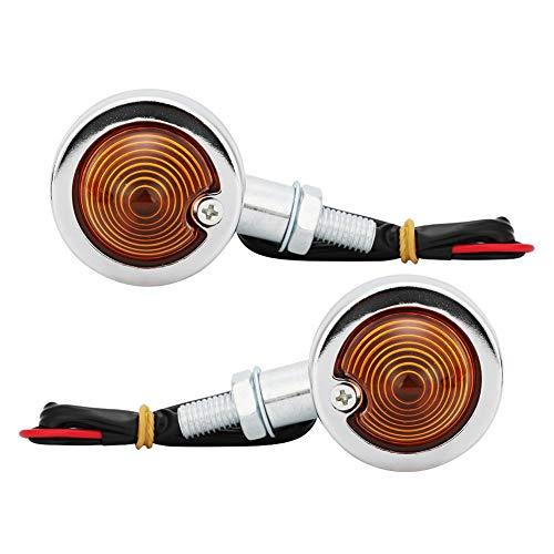 Changor Girar señal luz, con El plastico Girar Señal Luz Energía Ahorro Luces traseras Freno Cola