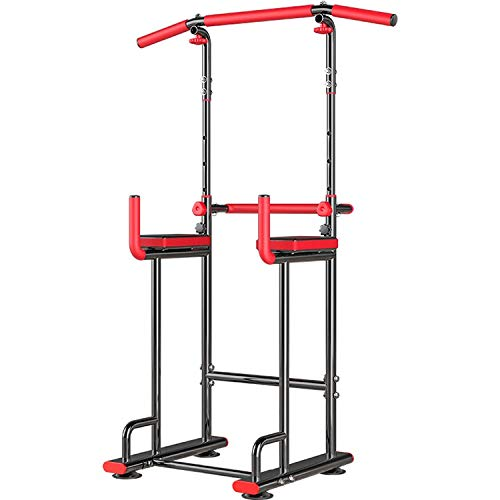 ProFitX Pull-Up Bar Power Tower Station, Height Adjustable, Horizontal Bars, Home Gym Fitness Equipment, Parallel Bar, Chin Up, Push Ups Stand