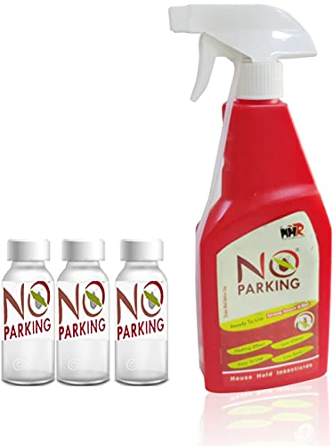MMR Making Marvelous No Parking Ultimate Powerful Bedbug Insect Killer Spray (Pack of 2 X 500 ml) 1000 Ml