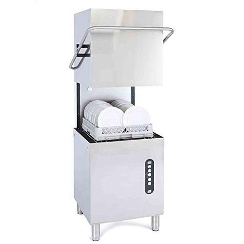 Lave-vaisselle à capot panier 50 x 50 cm - Gamme Ecoline