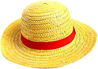 One Piece Monkey D. Luffy Cosplay Straw Hat