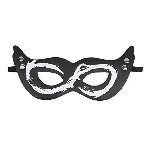 Angela winkels Nachtclub Show Kostuum hulpmiddelen Alternatieve Speelgoed Plezier Zijde Zwart