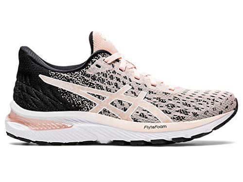 ASICS Women's Gel-Cumulus 22 MK Running Shoes, 10M, Breeze/Black