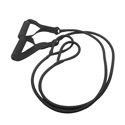 LIZHOUMIL Yoga Tire Cuerda Elástica Bandas de Resistencia Fitness Crossfit Entrenamiento Ejercicio Tubo Práctico Entrenamiento de Goma Extensor de Tensión 0.22