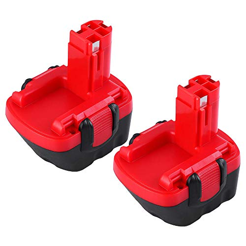 2X Hochstern 3000mAh Ni-MH Batería Reemplace para Bosch 12V BAT043 BAT045 BAT120 BAT139 2607335542 2607335526 2607335274 2607335709 GSR 12-2 12VE-2 PSR 12 GSB 12VE-2 22612 23612 32612