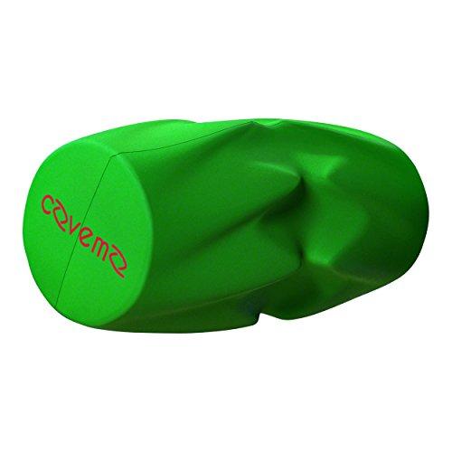 Sport-Tec Covemo Wirbelsäulenmobilisator HEALTHFIT, Damen, ø 12x24 cm, grün