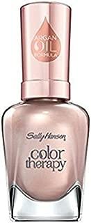 Sally Hansen Color Therapy Nail Polish, 200 Powder Room, 0.5 Fl Oz (Pack of 2)