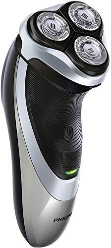 Philips PowerTouch PT860/16 - Afeitadora Eléctrica para Hombre Rotativa, Perfilador Patillas Incorporado