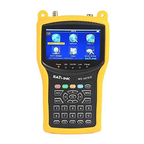 Satlink 6979se Localizador HD combinado Medidor