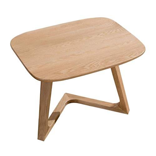 Eettafel in antieke stijl, houten eenlagige, lage tafel, slaapkamer bij de bank, woonkamerlade, tafeltheesalon, kleine tafel