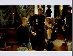 David S. Goyer Jessica Biel Ryan Reynolds Blade Trinity 8x10