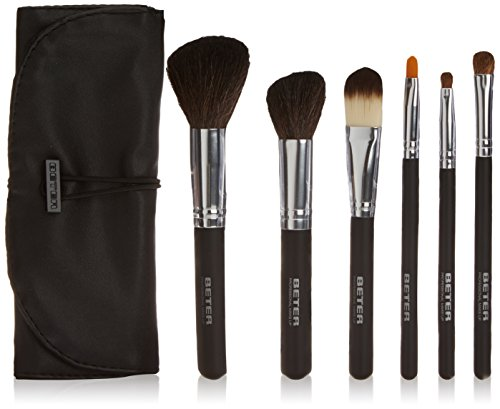 Beter Professional Estuche Manta con Set de Maquillaje - 6 Unidades