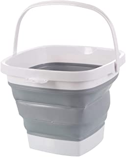 Kampa Bucket 5l Collapsible with Lid