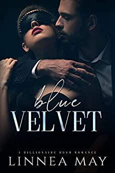Blue Velvet (The Velvet Rooms Book 2) by [Linnea May]