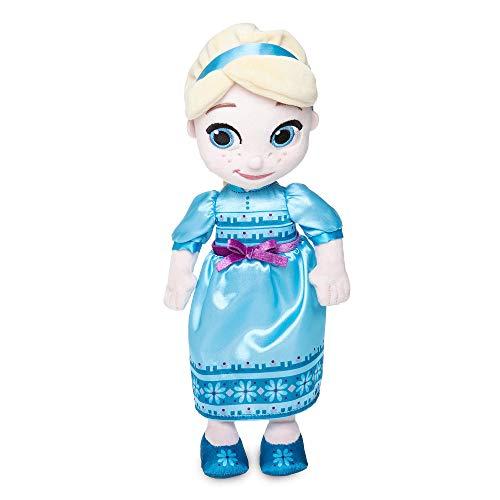 Disney Animators' Collection Elsa Plush Doll – Small – 12 Inch