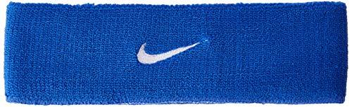 Nike Dri-fit Home & Away Headband (OSFM, Varsity Royal/White)