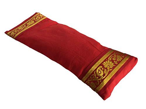 Yoga United–Almohada Relajante para los Ojos (Rojo