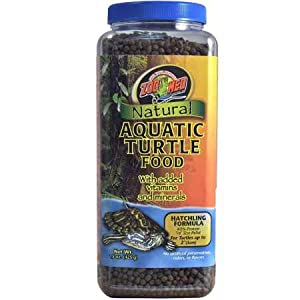 Zoo Med Natural Aquatic Turtle Food 4.5 721