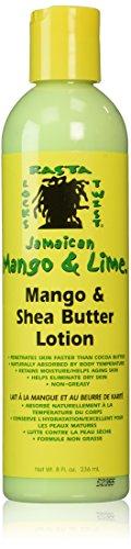 Jamaican Mango and Lime Mango & Shea Butter Lotion