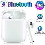 Bluetooth-Kopfhörer,kabellose Touch-Kopfhörer HiFi-Kopfhörer In-Ear-Kopfhörer...