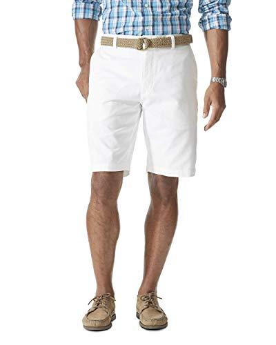 Dockers Men s Perfect Short, White Cap (Cotton), 34
