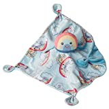 Mary Meyer Soothie Security Blanket, 10 x 10-inches, Sweet Rainbow