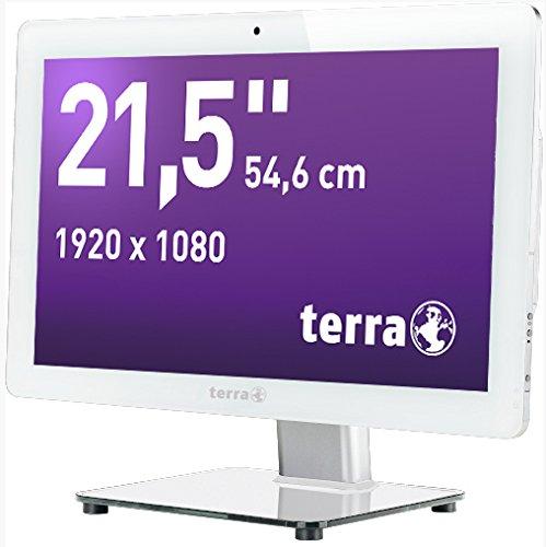 'Wortmann AG Terra 2211wh Greenline 3GHz i5–4590S 21.51920x 1080pixel Touch Screen Weiß