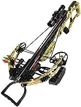 PSE Thrive 400 Crossbow Kryptek Highlander 175lbs 4x32 Illuminated Scope Package