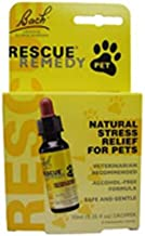 Bach Flower Essences Rescue Remedy Pet 20 Ml (2 Pack)