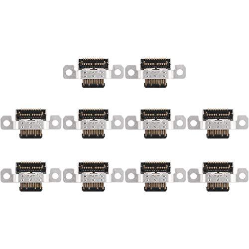 RANJINPAT RAJÍN Conector de Puerto de Carga de 10 PCS for Meizu Pro 6
