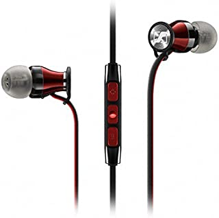 Sennheiser Momentum In-Ear (Android version) - Black Red by Sennheiser [並行輸入品]