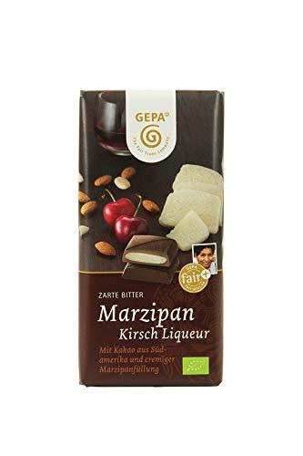 Gepa Bio Marzipan Kirsch Liqueur (6 x 100 gr)