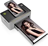 "Zink Kodak Dock & Wi-Fi Portable 4x6"" Instant Photo Printer, Premium Quality Full Color Prints - Compatible w/iOS & Android Devices"