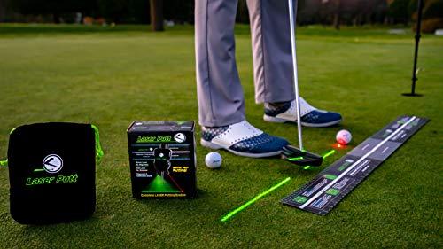 Laser Putt Golf Putting aid