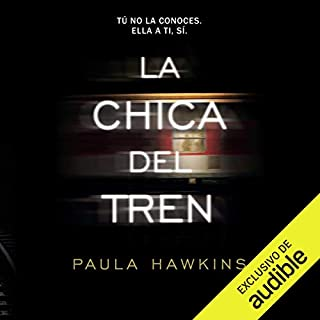 La Chica del Tren [The Girl on the Train]                   By:                                                                                                                                 Paula Hawkins                               Narrated by:                                                                                                                                 Ines Oviedo,                                                                                        Natalia Helo,                                                                                        Diana Angel                      Length: 9 hrs and 50 mins     462 ratings     Overall 4.3